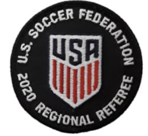 Regional Referee Upgrade Course @ Online & On Field Experience